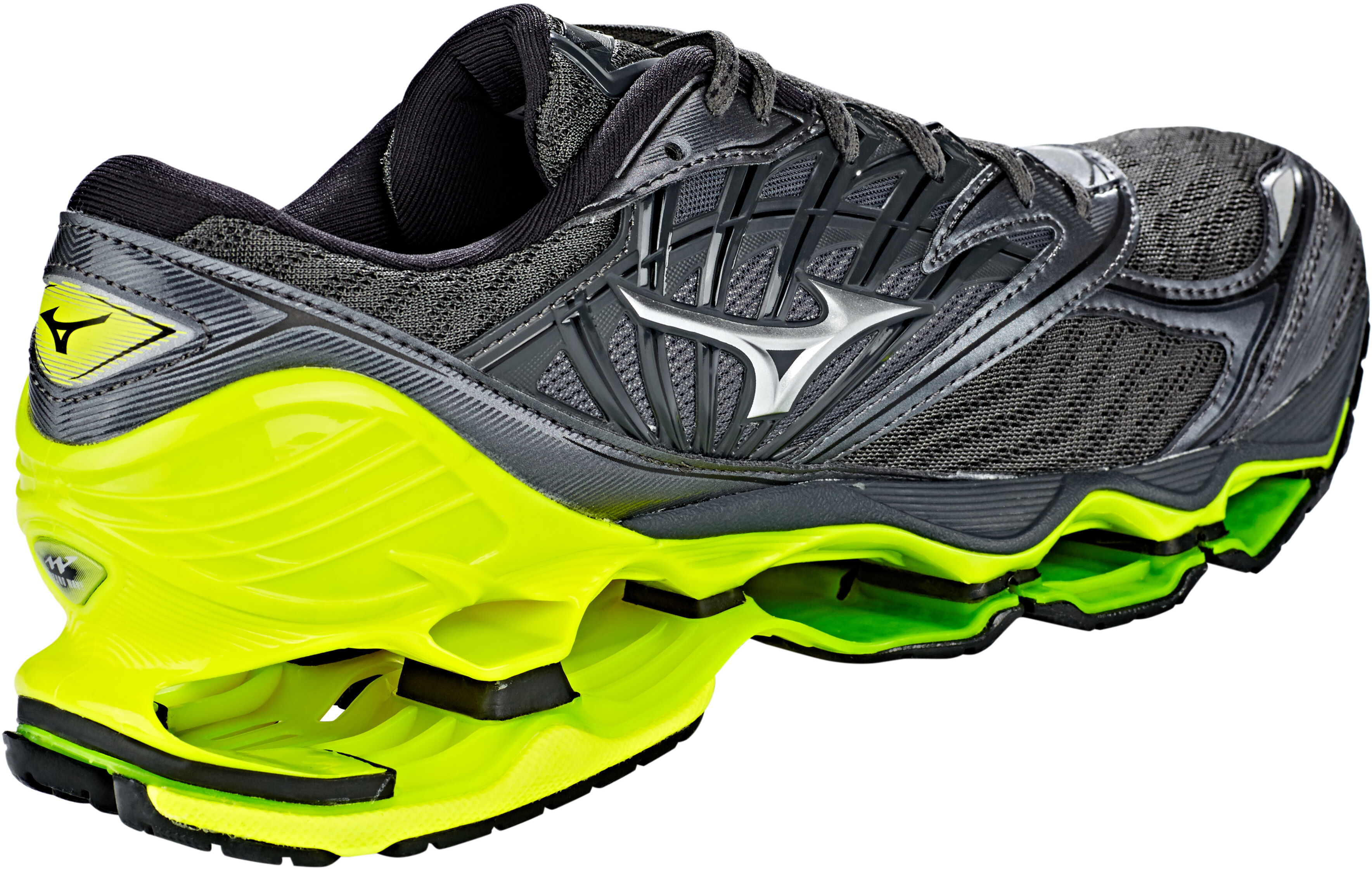 ede4a76544a0 Mizuno Wave Prophecy 8 Running Shoes Men grey at Addnature.co.uk